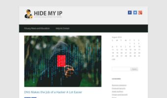 Blog hide-my-ip com ▷ Observe Blog Hide My IP News | Hide