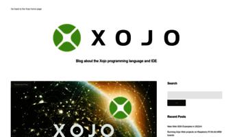 Blog xojo com ▷ Observe Blog Xojo News | Xojo Blog