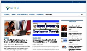 Bluetreeweb com ▷ Observe Blue Tree Web News | Guest Blog | Write
