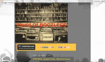 Bootlegsworldwide blogspot it ▷ Observe BOOTLEGS World Wide