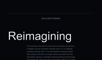 Boulderrunning com ▷ Observe Boulder Running News | Boulder