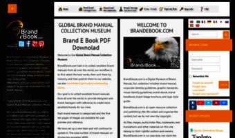 Brandebook com ▷ Observe BrandE Book News   Download Brand