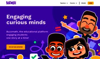 Buzzmath com ▷ Observe Buzzmath News | Buzzmath - Interactive math
