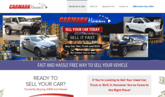 Used Cars Oahu >> Carmarkhawaii Com Observe Car Mark Hawaii News Sell My