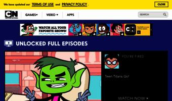 Cartoonnetwork Com Observe Cartoon Network News Free Games Online Videos Full Episodes And Kids