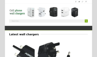 cellphonewallchargers.com