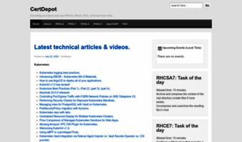 Certdepot net ▷ Observe Cert Depot News | Everything you