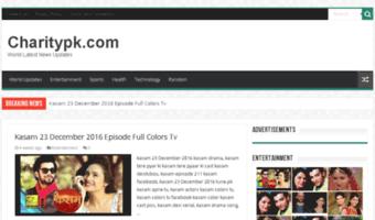 Charitypk com ▷ Observe Charitypk News | Charitypk com