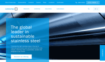 Choosestainless Outokumpu Com Observe Choose Stainless Outokumpu News Stainless Steel Outokumpu