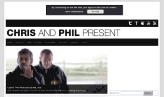 chrisandphilpresent.co.uk