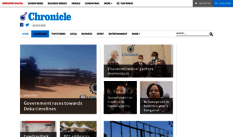 chronicle.co.zw