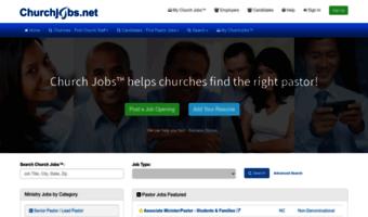 Churchjobs net ▷ Observe Church Jobs News | Church Jobs