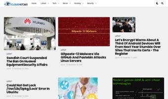 Cloudkit365 com ▷ Observe Cloud Kit 365 News   SharePoint and