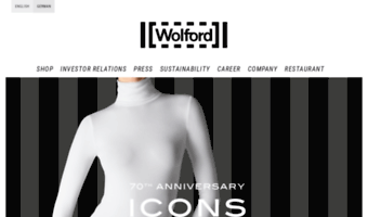 4738af9a196c0c Company.wolford.com ▷ Observe Company Wolford News | The only ...