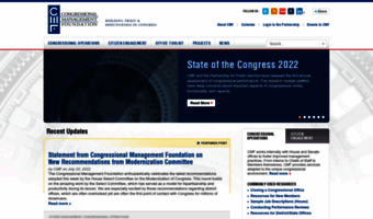 congressfoundation.org