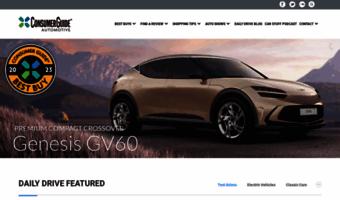 consumerguide com observe consumer guide news expert car rh feedreader com Consumer Reports Cars Electric Cars