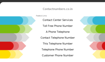 contactnumbers.co.in