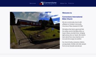 cornerstonecity.org.nz