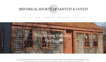 cotuithistoricalsociety.org