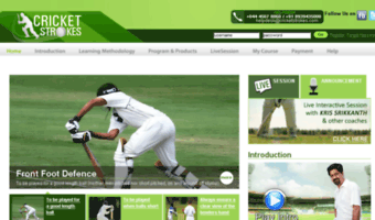 How-to Observe Cricket Online