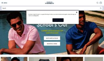 Ctshirts.co.uk ▷ Observe Ct Shirts News | Charles Tyrwhitt