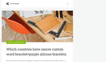 Customizedsiliconebracelet com ▷ Observe Custom Ized