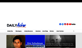 Dailyactor Observe Daily Actor News