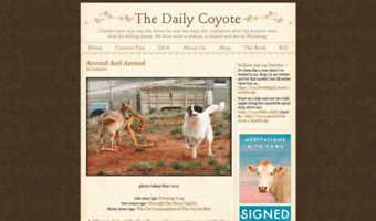 dailycoyote.net