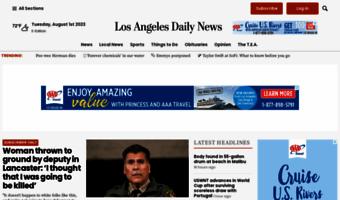 Dailynews com ▷ Observe Daily News News | Los Angeles Daily