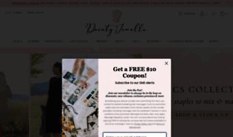 4445fc89bc3d Daintyjewells.com ▷ Observe Dainty Jewell S News | Modern Modest ...