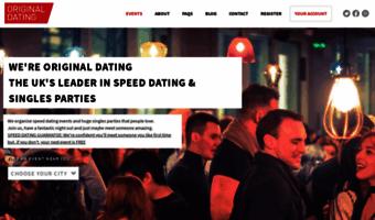 Speed Dating Huntdon UK