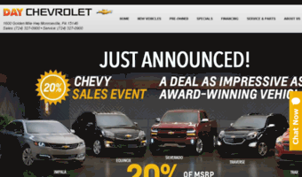 Daychevrolet Com Observe Day Chevrolet News Chevy