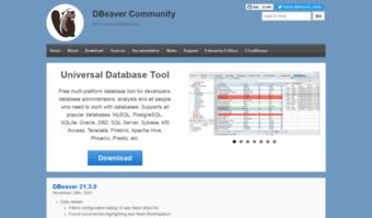 Dbeaver jkiss org ▷ Observe DBeaver Jkiss News | DBeaver Community