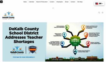 Dekalb County Fair 2020.Dekalbschoolsga Org Observe De Kalb School Sga News