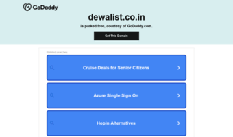 dewalist.co.in
