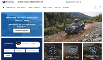 Walnut Creek Subaru >> Diablosubaru Com Observe Diablo Subaru News Used Car