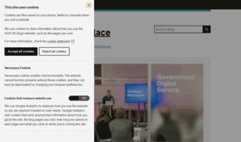 accessibility gov uk