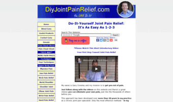 Do it yourself joint pain relief observe do it yourself joint do it yourself joint pain relief solutioingenieria Choice Image