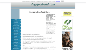 Compare Dog Food >> Dog Food Aid Com Observe Dog Food Aid News Compare Dog