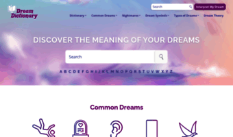 dreamdictionary.org