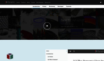 Dynamobim org ▷ Observe Dynamo BIM News | Dynamo BIM
