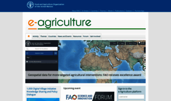 e-agriculture.org