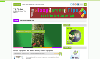 easy-green-tips.com