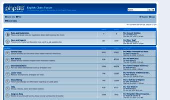 Ecforum org uk ▷ Observe Ec Forum News   English Chess
