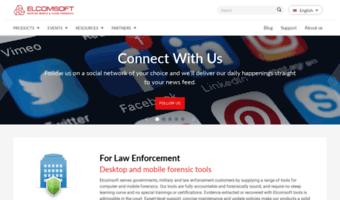 Elcomsoft co uk ▷ Observe Elcomsoft News | Data Decryption