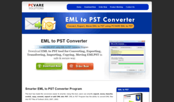Eml-to-pst com ▷ Observe EML To PST News | EML to PST