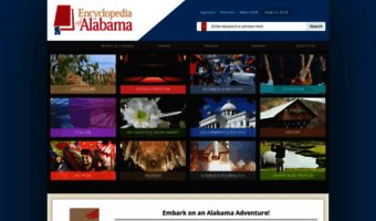 encyclopediaofalabama.org