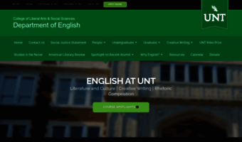 english.unt.edu