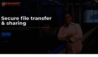 Enterprisedt com ▷ Observe Enterprisedt News | FTP server