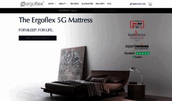 wholesale dealer bc53b 1d8bd Ergoflex.co.uk ▷ Observe Ergoflex News   Memory Foam ...